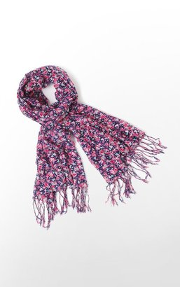 Lilly Pulitzer Murfee Scarf - Candy Hearts