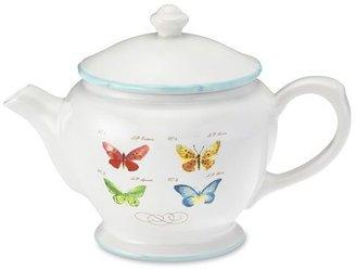 Williams-Sonoma Garden Butterfly Teapot
