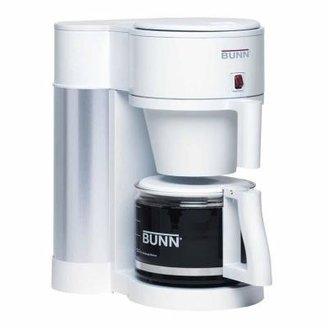 Bunn-O-Matic 10-Cup Contemporary Home Coffee Maker in White