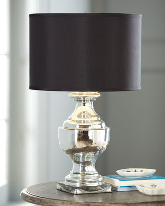 "Jamie Young Mercury Glass"" Urn Lamp"