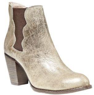 Betsey Johnson Natasha Leather Boots