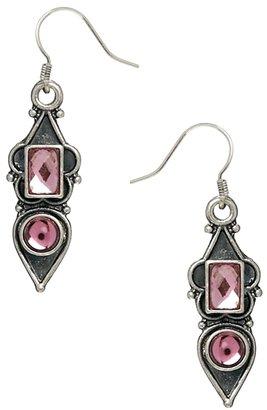 Asos Mini Lantern Earrings - Pink
