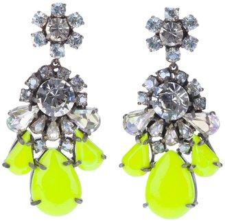 Shourouk crystal earring