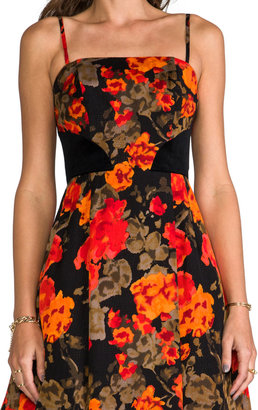Tracy Reese Chic Strapless Frock