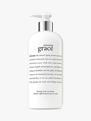 philosophy Amazing Grace Firming Body Emulsion, 480ml