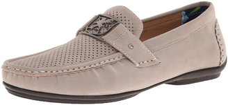 Stacy Adams Men's Primo Slip-On Loafer Gray 13 M US