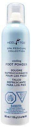 Heel to Toe Cooling Foot Powder