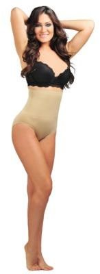 SKWEEZ COUTURE Plus Waisted Away Hi Waist Brief