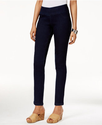 Style & Co. Curvy-Fit Pull-On Jeggings, Only at Macy's $49 thestylecure.com