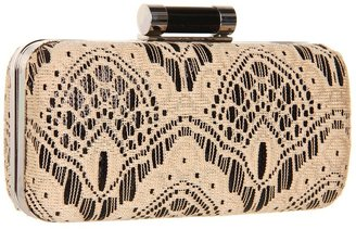 Jessica McClintock Lace Mainaudiere (Black) - Bags and Luggage