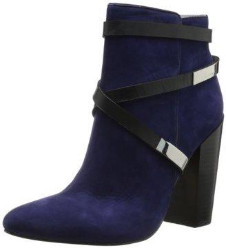 Calvin Klein Women's Adriana Nubuck Riding Boot
