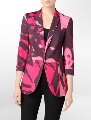 Calvin Klein Bold Print Jacket