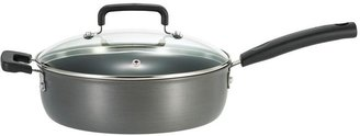 T-Fal Signature Hard Anodized 10 in. covered skillet (4.2-qt.)