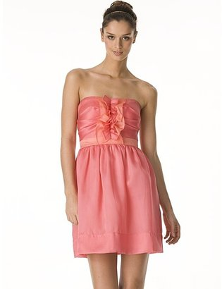 Phoebe Couture by Kay Unger Strapless Sweetheart Dress