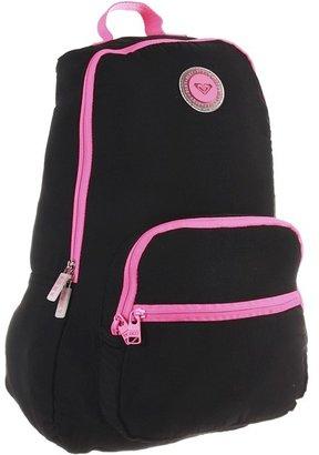 Roxy Going Coastal Backpack (Hot Fuchsia) - Bags and Luggage