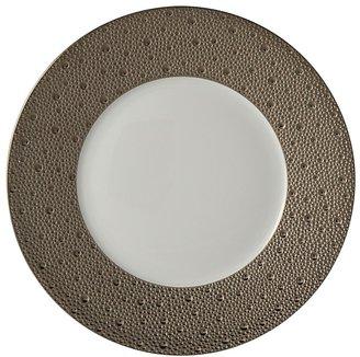 Bernardaud Ecume Platinum Salad Plate