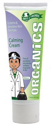 Circle of Friends Trial Size Makwa's Organics Calming Cream