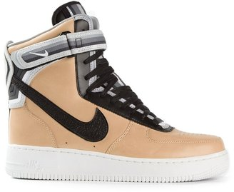 Nike Riccardo Tisci 'Beige Pack Air Force 1' hi-tops