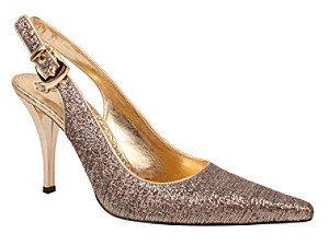 """J. Renee Kelley"""" Slingback Dress Heels"""