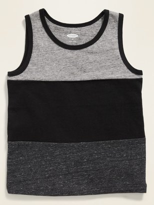 Old Navy Color-Blocked Tank Top for Toddler Boys