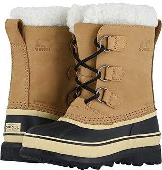 Sorel Cariboutm (Little Kid/Big Kid) (Buff) Kids Shoes