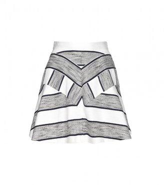 3.1 Phillip Lim Bouclé skirt