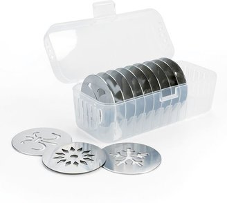 OXO Good Grips Cookie Press with Disk Storage Case