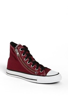 Converse Chuck Taylor® All Star® 'Double Zip' Sneaker (Women)