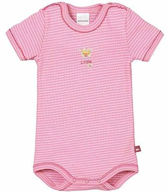 Schiesser Baby Girls 0-24m Body 1/2 Bodysuit,(Size: 062)