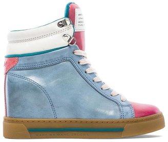 Marc by Marc Jacobs Cute Kicks Sneaker Wedge