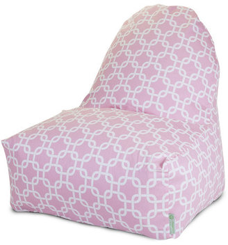 Majestic Home Kick-It Chair Soft Pink Links