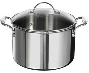 Tefal Heritage Triply Stainless Steel Stewpot 24cm/7L