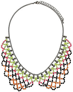 Dorothy Perkins Pretty sparkle collar necklace
