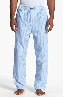 Men's Polo Ralph Lauren Cotton Pajama Pants $42 thestylecure.com