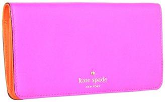 Kate Spade Brightspot Avenue Desiree (Vivid Snapdragon) - Bags and Luggage