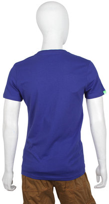 Superdry Ticket Type Entry Tee in Everton -