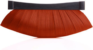 Josie Natori Buntal Clutch Style S11341