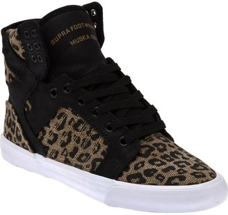 Supra Skytop canvas sneakers