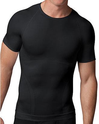 Spanx Spanx, Men's Shapewear, Zoned Performance Crew Neck 619 Black