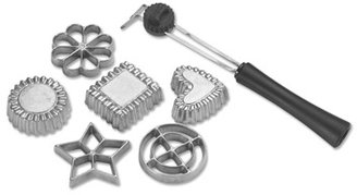 Nordicware Swedish Rosette and Timbale Set