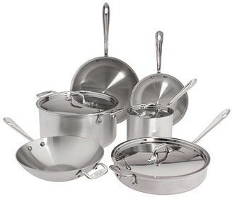 All-Clad MC2 9-Piece Cookware Set