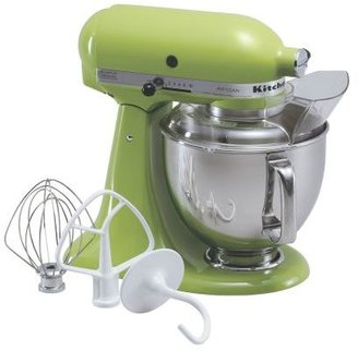 KitchenAid Apple-Green Artisan Stand Mixer, 5 qt.