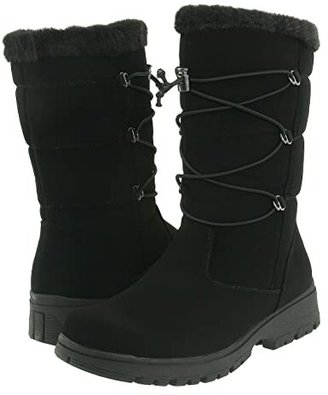 Tundra Boots Lacie (Black) Women's Cold Weather Boots