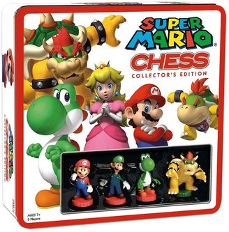 Super mario chess game by usaopoly
