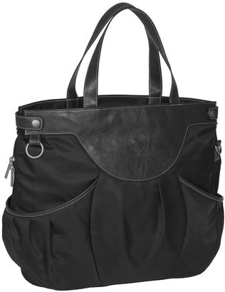 Lassig Glam City Diaper Bag - Black