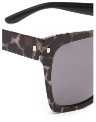 Saint Laurent Dramatic Sunglasses