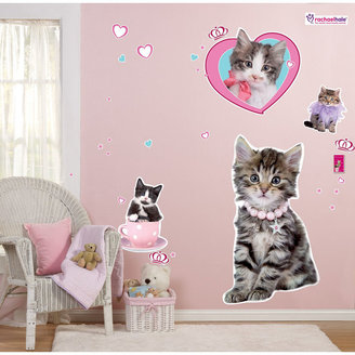 BUYSEASONS BuySeasons Rachael Hale Glamour Cats Giant Wall Decals