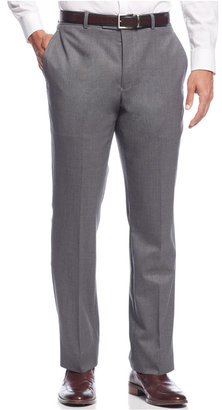 Kenneth Cole New York Grey Solid Slim-Fit Suit