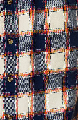Obey The Elsinore Buttondown in Navy