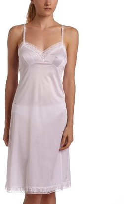 Vanity Fair Women's Rosette Lace Full Slip 10103 $24 thestylecure.com